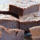 Brownie chocolat mascarpone