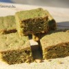 Brownie au thé matcha - Greenies