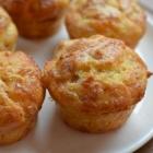 Muffins au jambon et au Comté