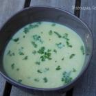 Soupe de navets au curry