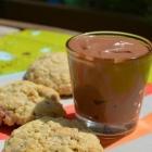 Mousse au chocolat (sans beurre et sans jaunes d'oeufs)