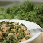 Salade détox au chou Kale