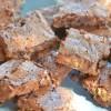 Gâteau chocolat courgette sans beurre et sans gluten