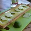 Tarte aux citrons verts façon Mojito