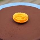 Gâteau au chocolat et à l'orange