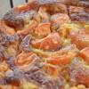 Clafoutis ou flan voici mon clafouflan d'anniversaire aux abricots