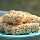 Biscuits aux amandes et aux graines de sésames