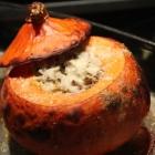Poticrozets ou crozets cuits en marmite de potimarron