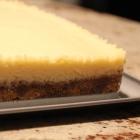 Tarte au citron façon cheese cake