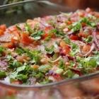Saumon gravelax, le poisson qui pique