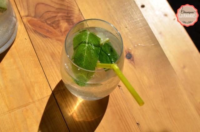 chroniques gourmandes eau aromatis e au concombre et au citron vert. Black Bedroom Furniture Sets. Home Design Ideas