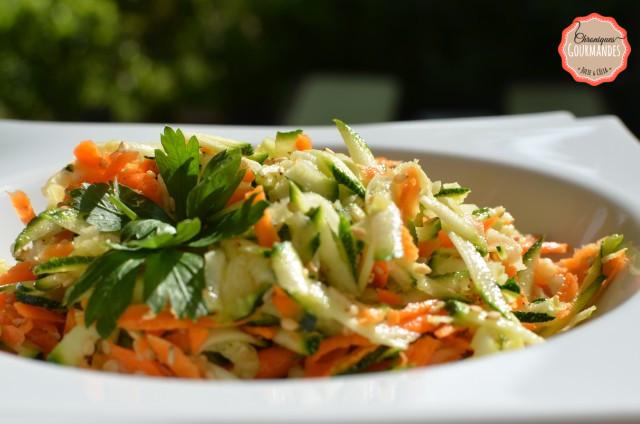 Courgettes_carottes_râpées_salade