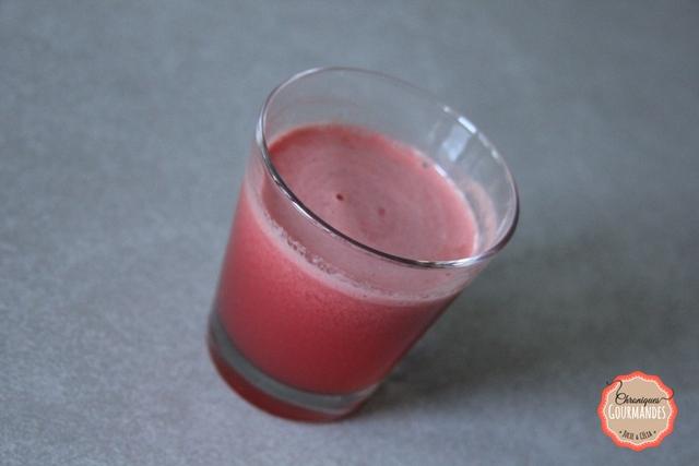 Pastèque fraise