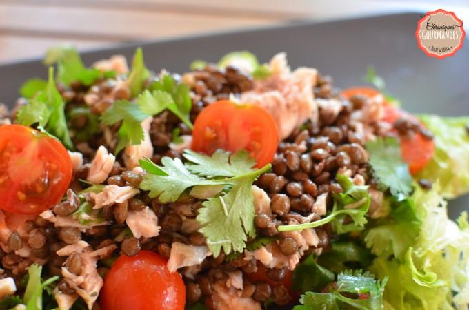 Salade_lentilles_thon_coriandre