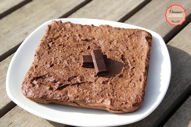 chroniques gourmandes pudding au chocolat chroniques gourmandes. Black Bedroom Furniture Sets. Home Design Ideas