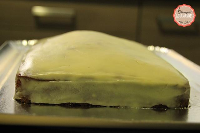 Carrot Cake et chocolat blanc